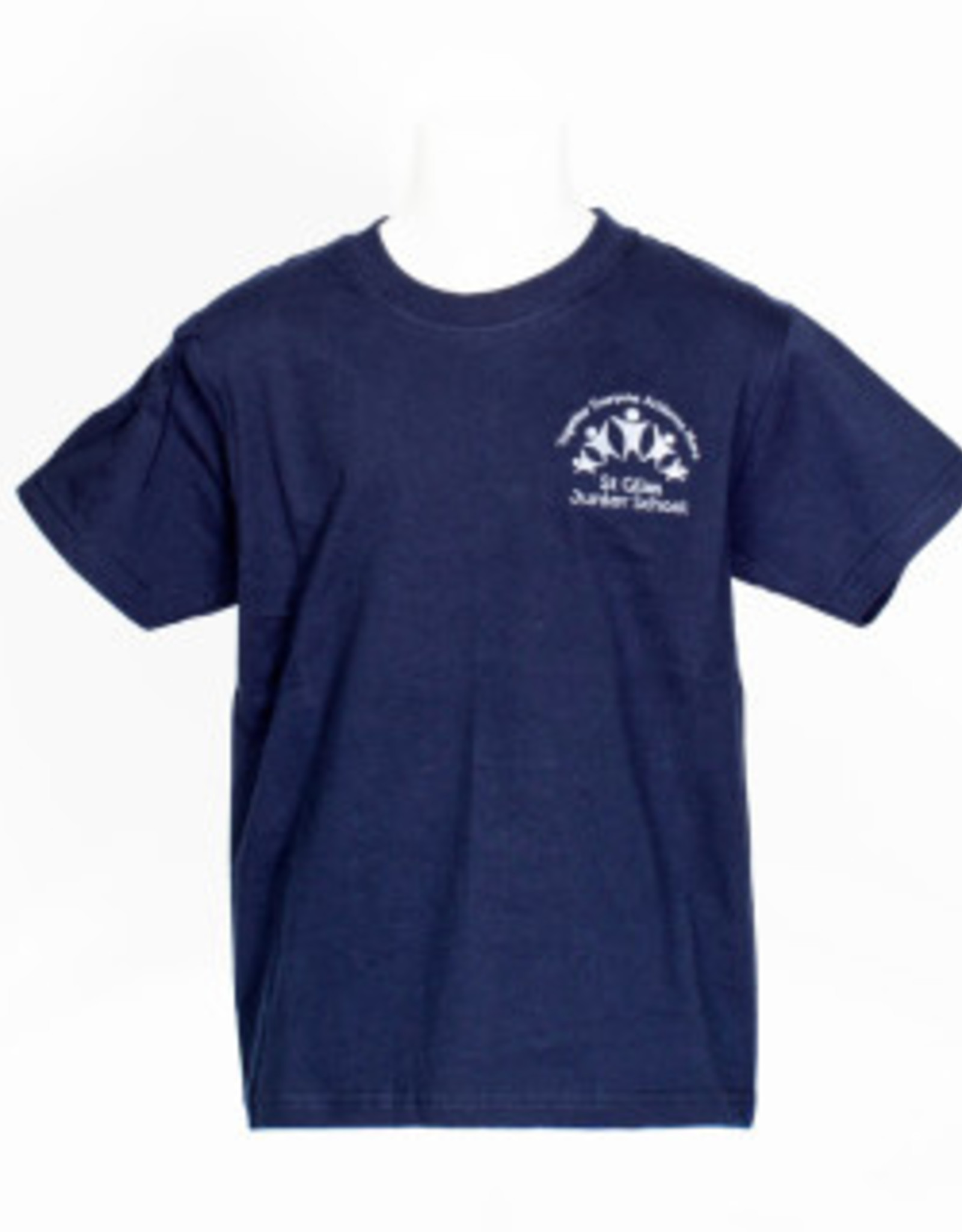 RUSSELL T-Shirt Child Size - St Giles Junior School