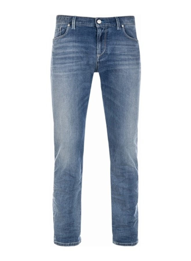 Alberto Jeans Slim-8 Light Blue