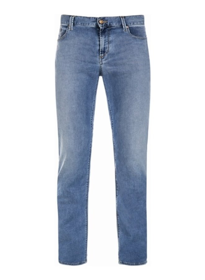 Alberto Jeans Pipe-46 Blue