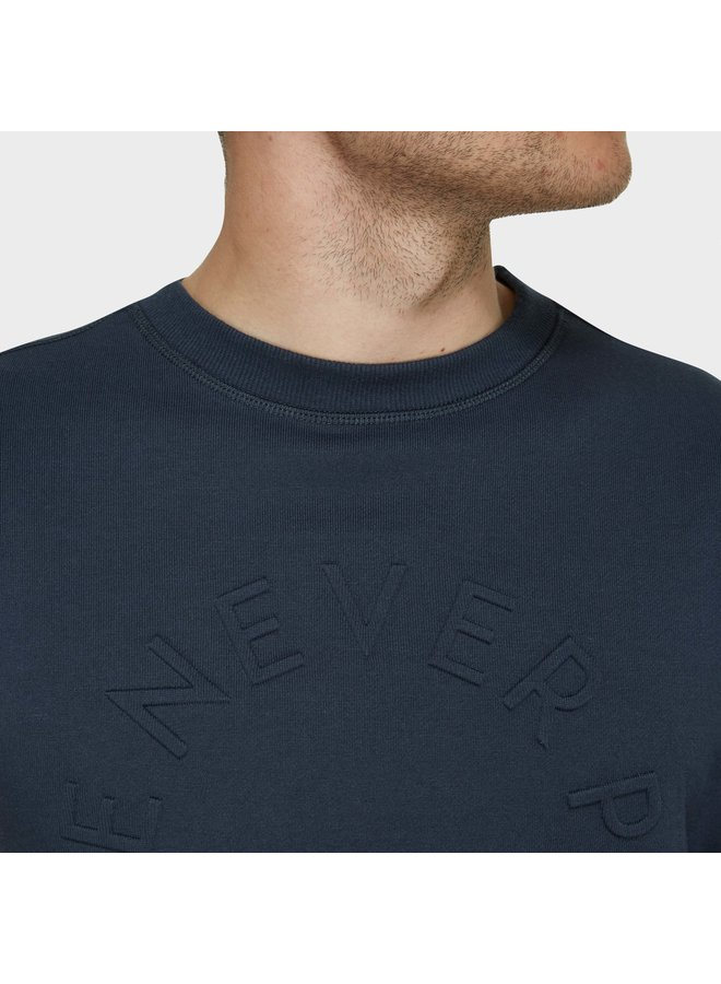 Tresanti Sweater Never Play It Safe Navy