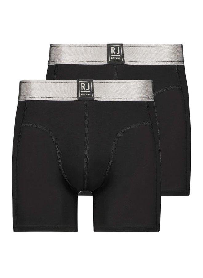 RJ Bodywear Boxershort Black