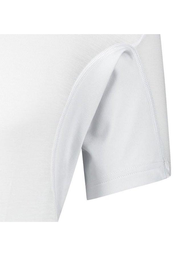 RJ Bodywear Sweatproof Stockholm V-Neck Wit