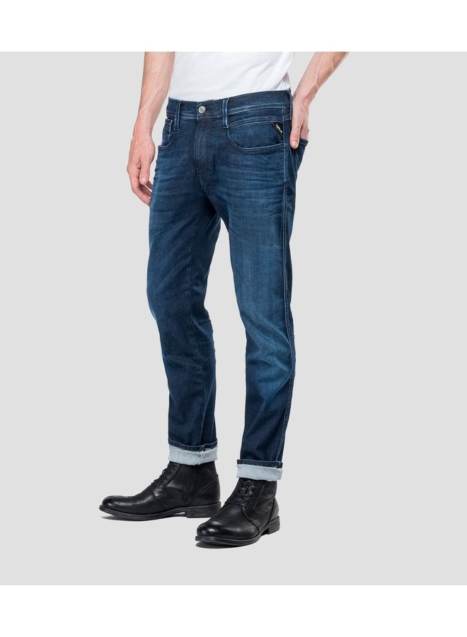 Replay Jeans Hyperflex Clouds Eco Blue
