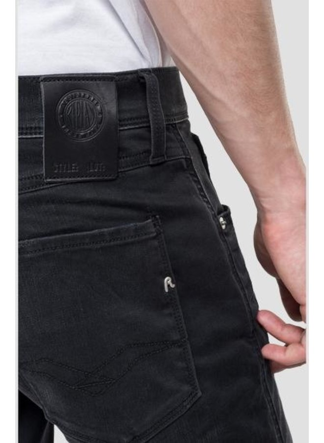 Replay Jeans Hyperflex Clouds Eco Black