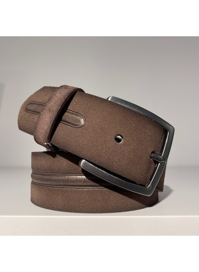 Alberto Riem Leather Brown