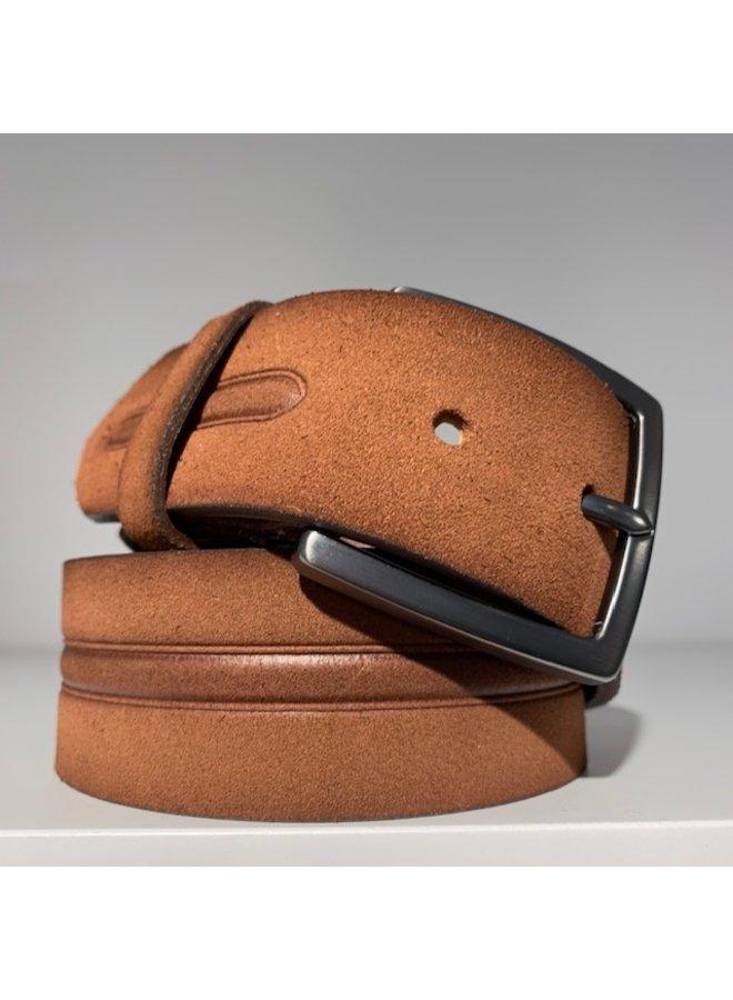 Alberto Riem Leather Cognac