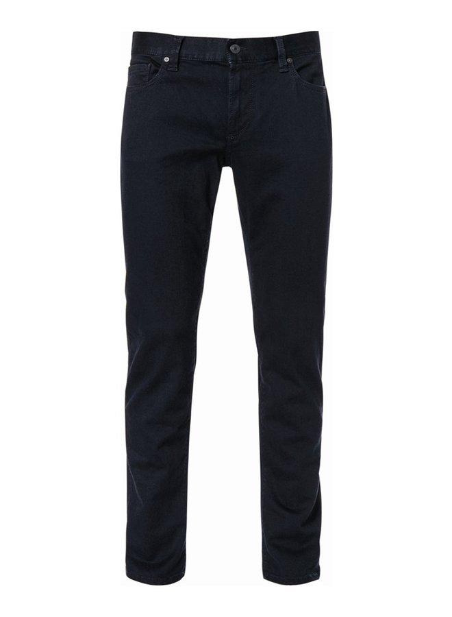 Alberto Broek Jeans Business Navy