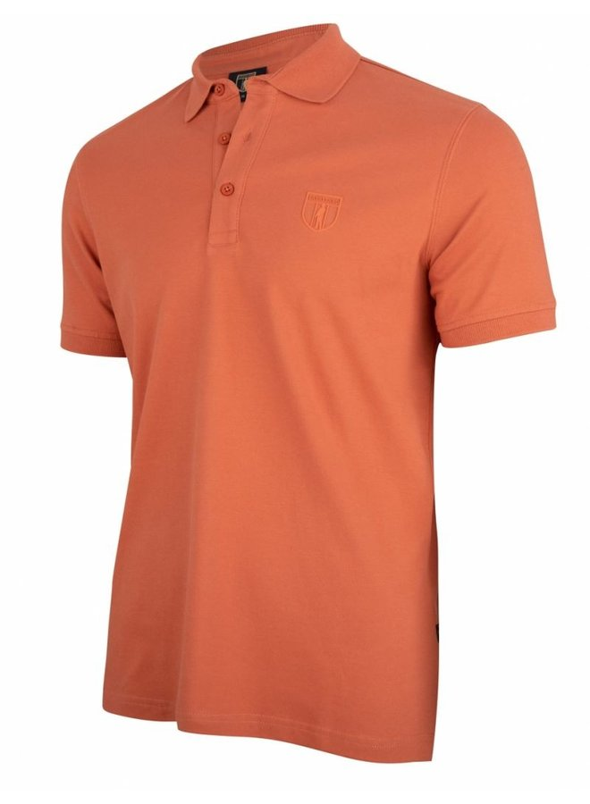 Cavallaro Polo Giosino Dark Orange