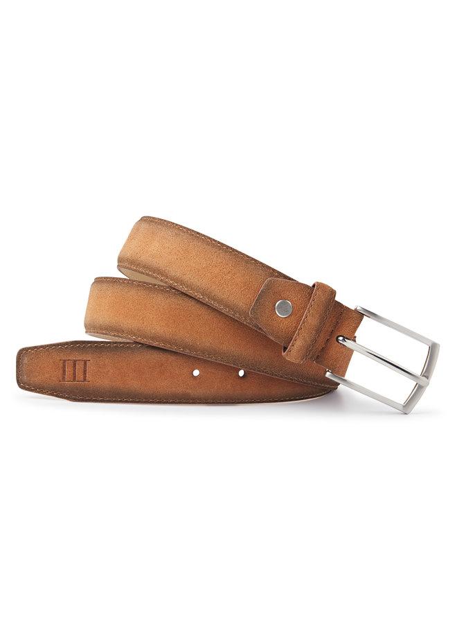 Tresanti Riem Leather(Suède) Cognac