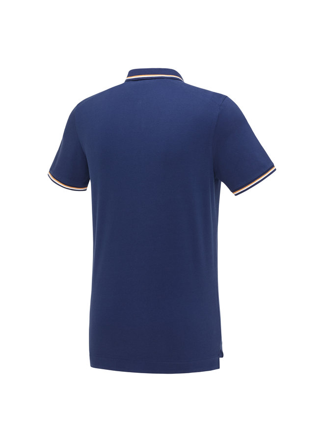 Blue Industry Polo Blue