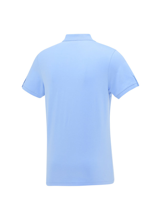 Blue Industry Polo Sky Blue