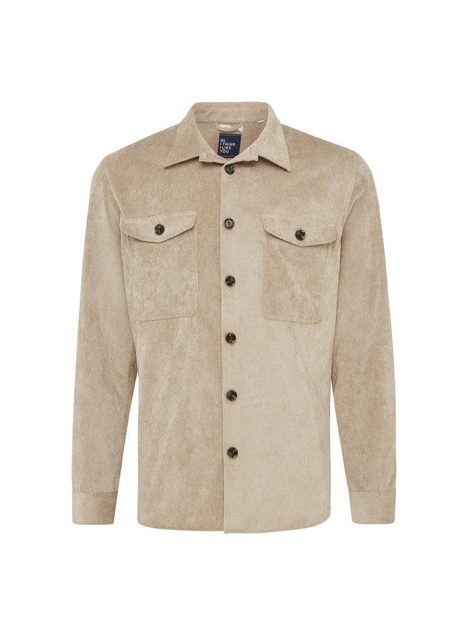 Tresanti Overshirt Corduroy  Beige