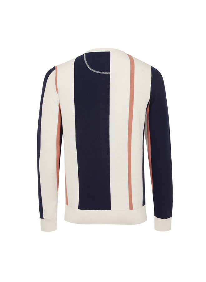 Tresanti Pullover Vertical Stripes Multi