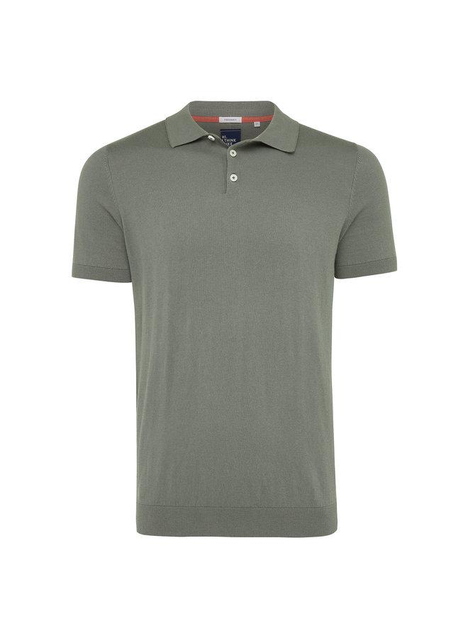 Tresanti Pullover Polo Stijl Green