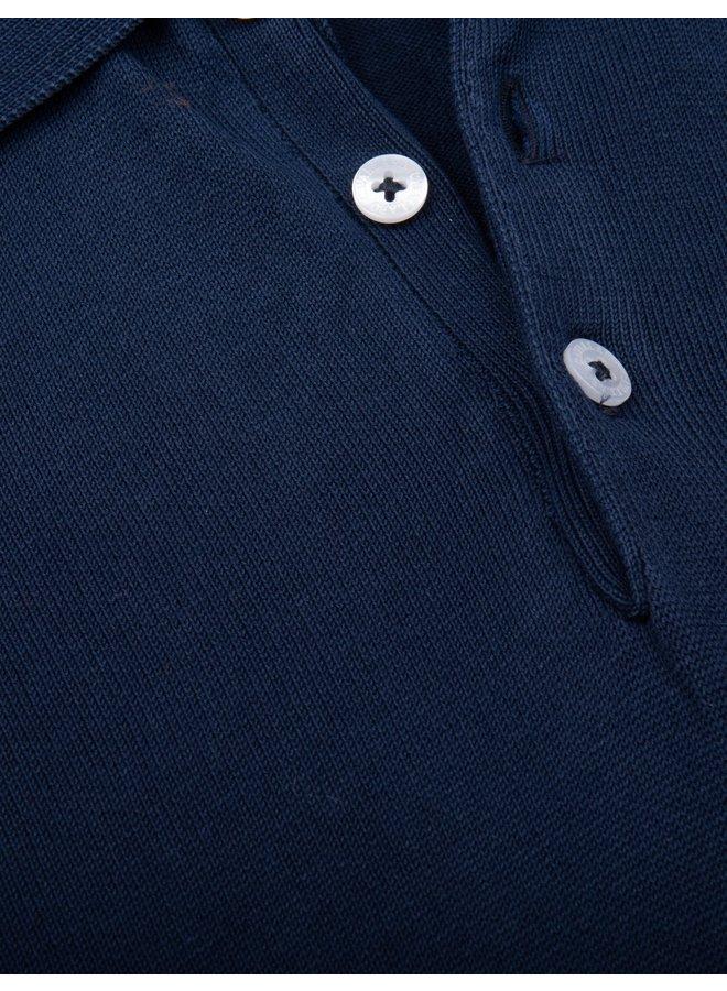 Cavallaro Polo Santino Dark Blue