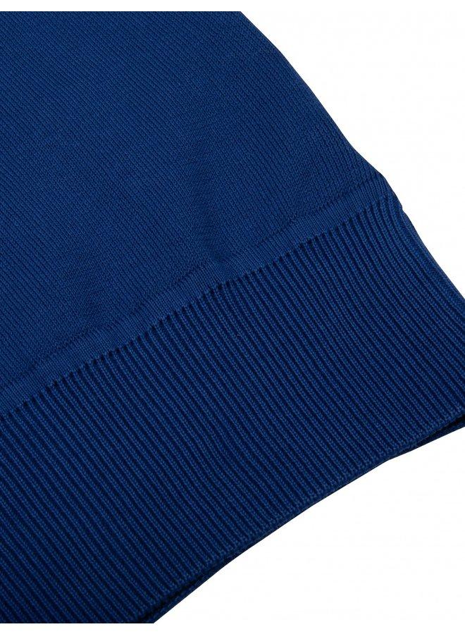Cavallaro Pullover Palau R-Neck Marine Blue