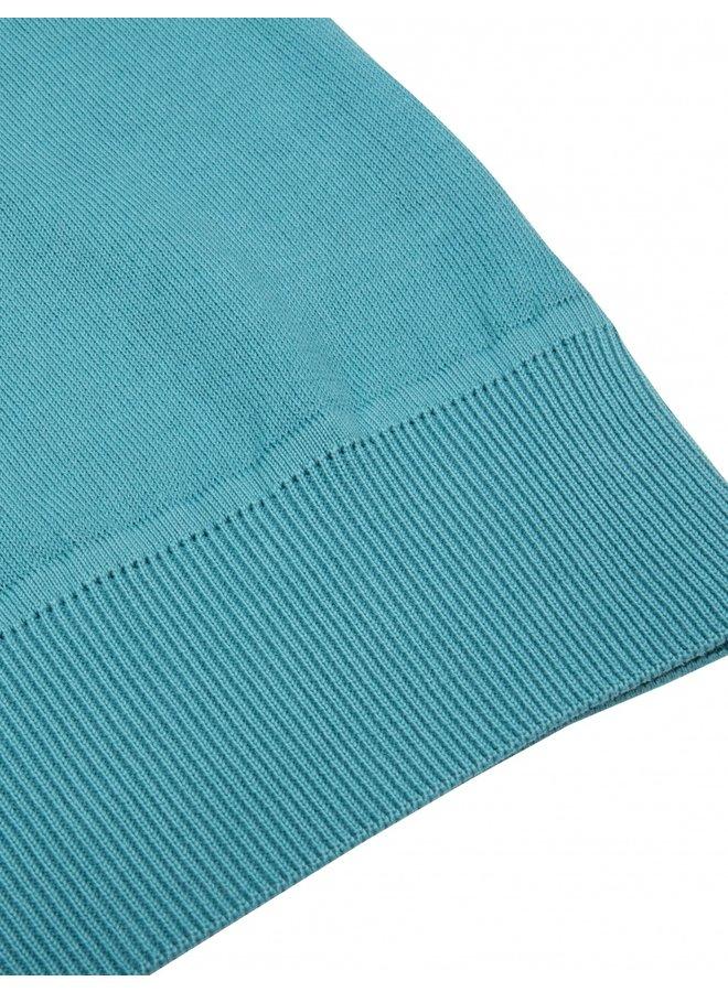 Cavallaro Pullover Paulau R-Neck Teal Green