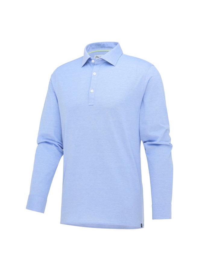 Blue Industry PoloJ Shirt Jersey L.Blue