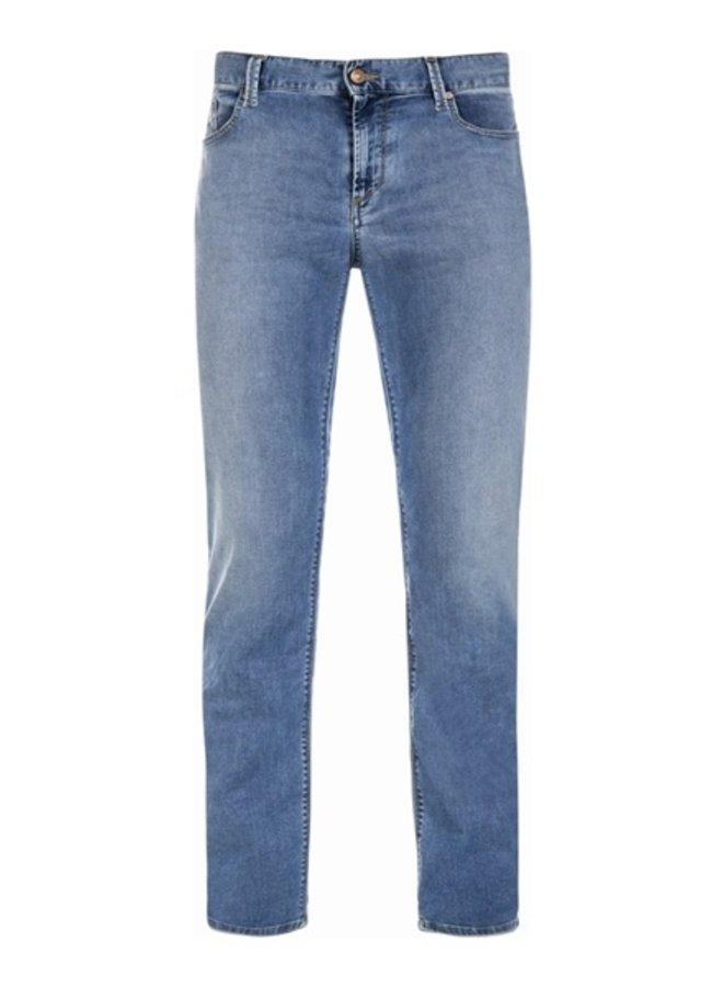 Alberto Jeans Tencel Denim L.Blue