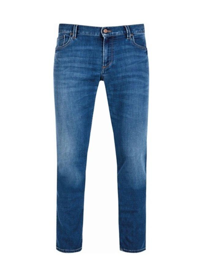 Alberto Jeans Blue