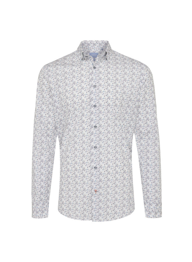Tresanti Overhemd Multi Print Pastel