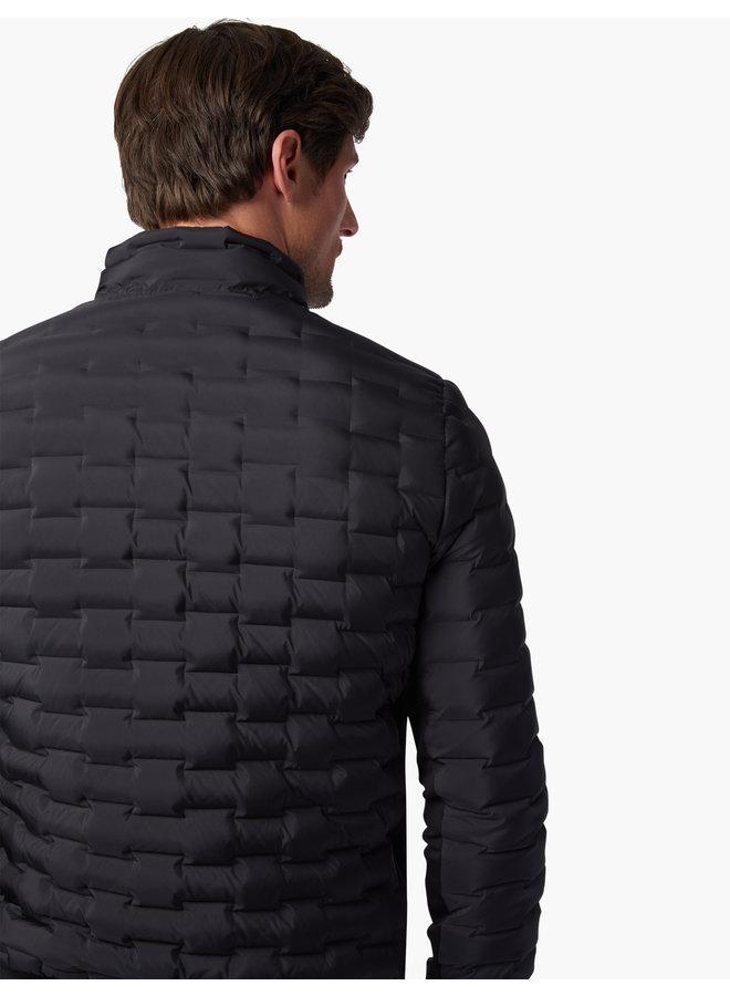 Cavallaro Napoli Peio Jacket Black