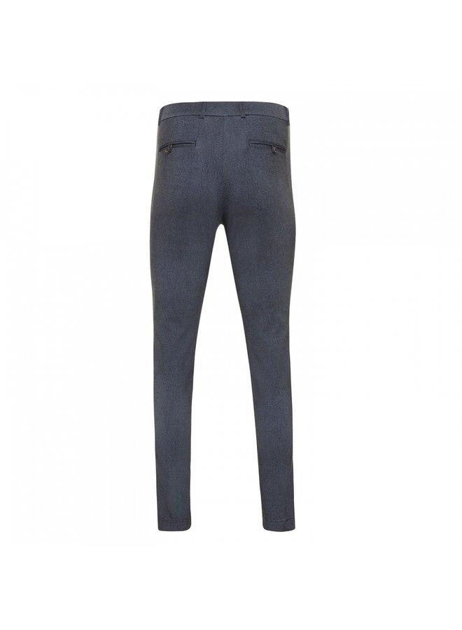 Tresanti Ethyn stretch broek 802 Dark Blue