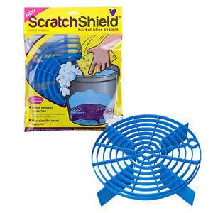 SCRATCHSHIELD SCRATCHSHIELD BUCKET GRATE BLUE
