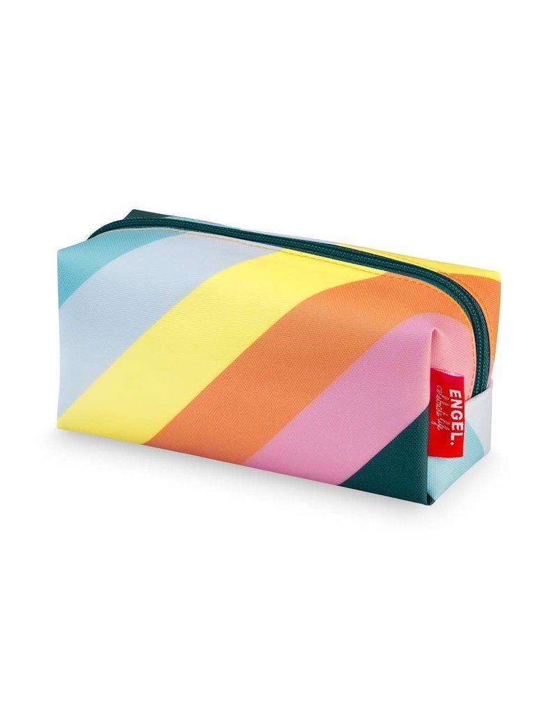Engel. Etui 'Stripe Rainbow'