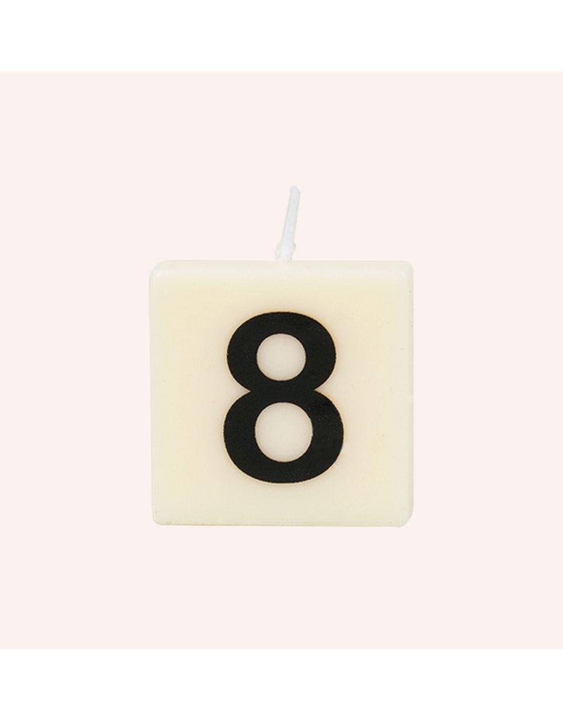 The Gift Label Letter kaarsen - 8