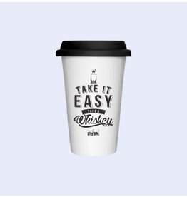 The Gift Label Mok - take it easy