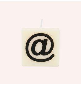 The Gift Label Letter kaarsen - @