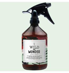The Gift Label Huisparfum - spray wild and wonder