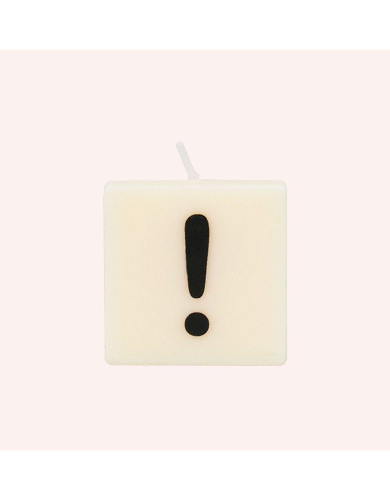 The Gift Label Letter kaarsen - !