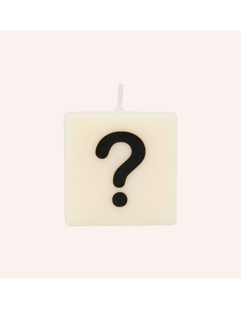 The Gift Label Letter kaarsen - ?