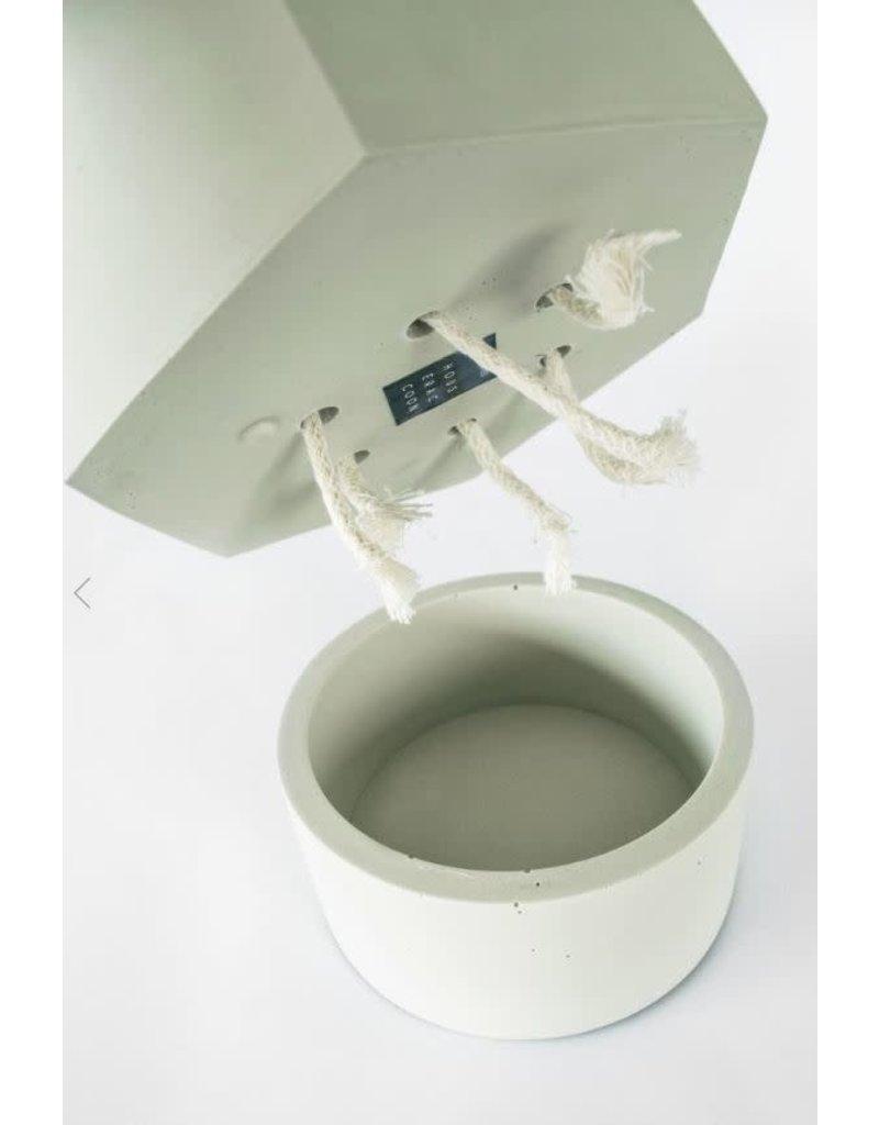 HOUSE RACCOON Hapi Zelfwatergevende Pot - Zilvergroen
