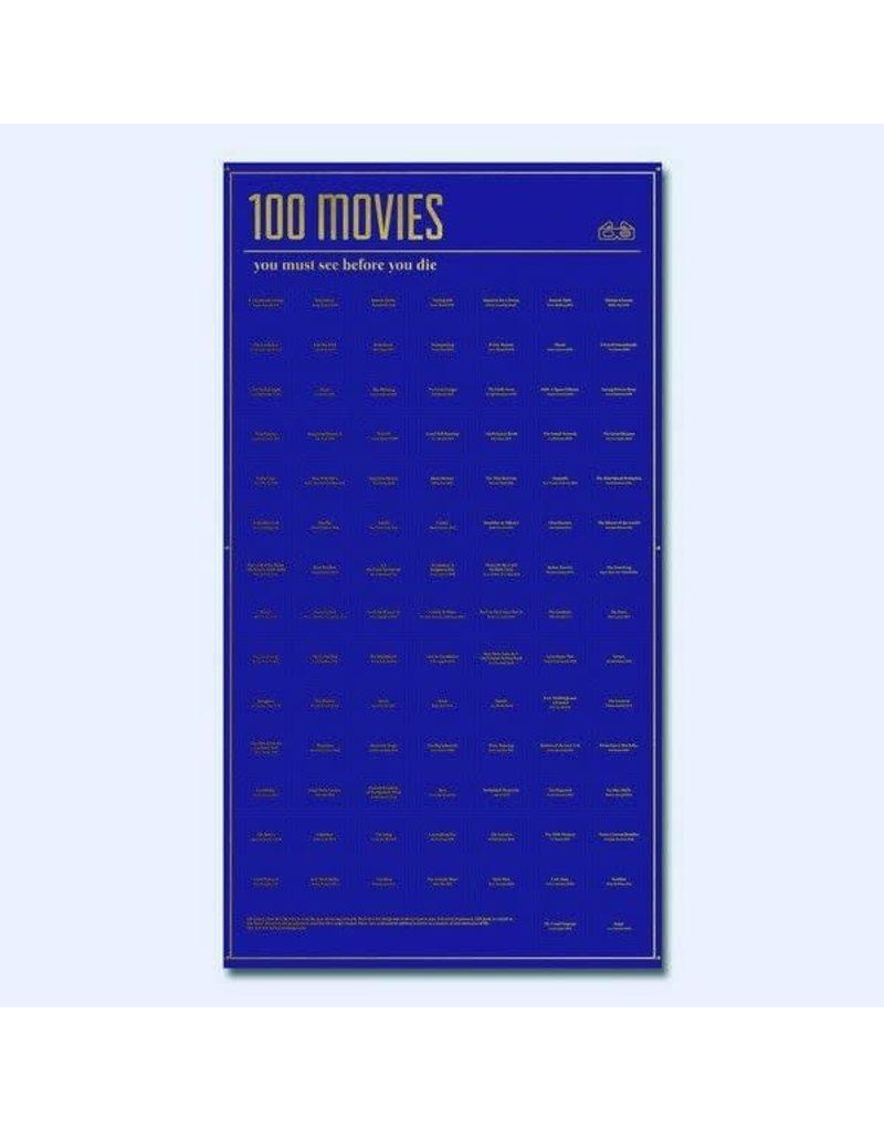 DOIY 100 films die u in uw leven gezien moet hebben