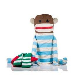 Suck UK Waszak 'Dirty sock monkey'