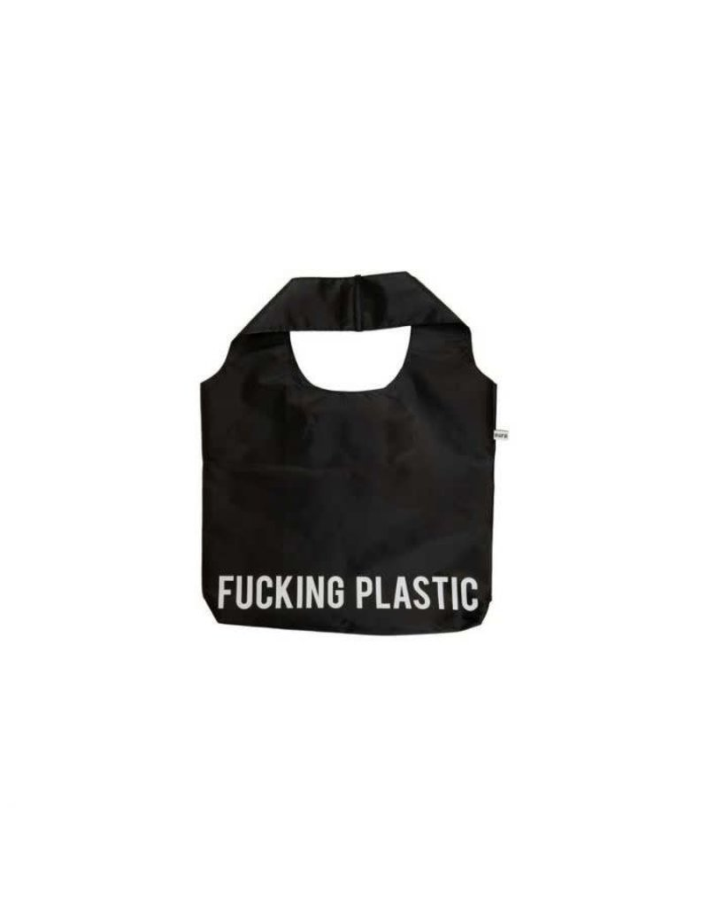 Fisura Herbruikbare tas 'Fucking Plastic'