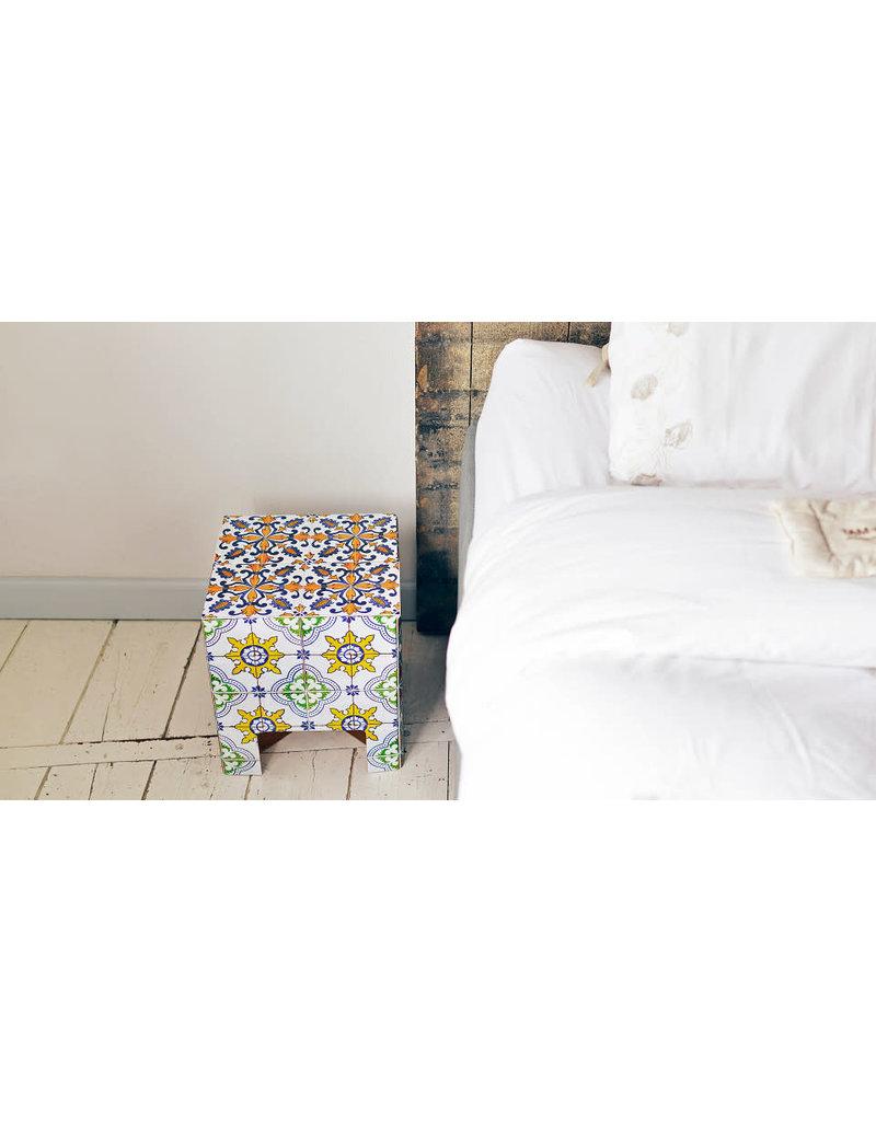 Dutch Design Brand Krukje 'Portugese Tiles'