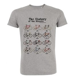 THE VANDAL History of the bicycle