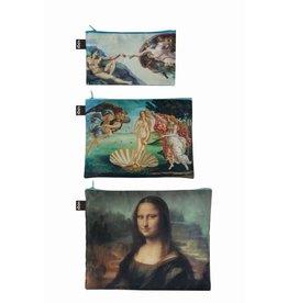 Loqi Zip Pockets M.C. - Michelangelo 3 stuks