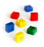 Trendform Magneten Brick - 4 st