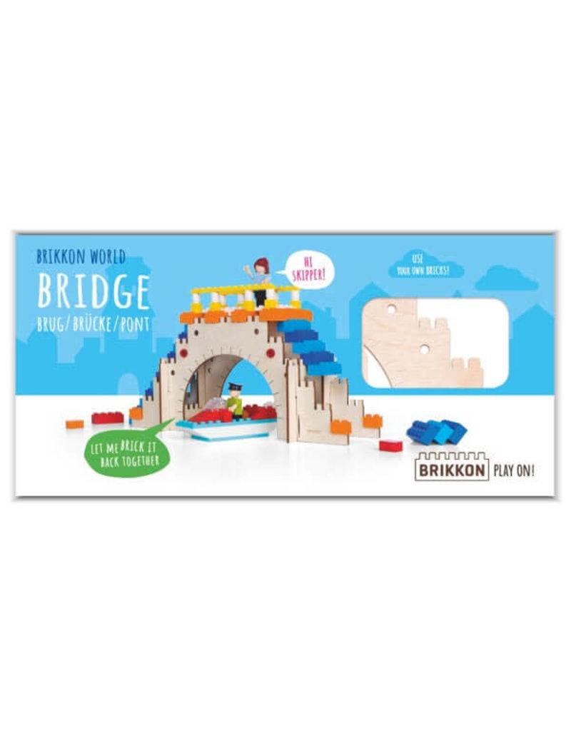 BRIKKON Brikkon Bridge