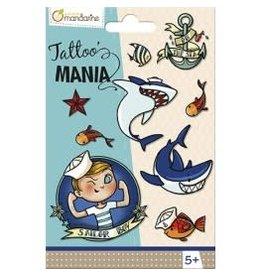 choubidous Tattoo' Mania, 'Seaworld'
