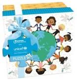 choubidous UNICEF Collectie, Puzzle box 30x30 cm