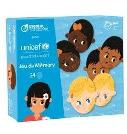 choubidous UNICEF Collectie, Memory