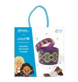 choubidous UNICEF Collectie, armband om te borduren