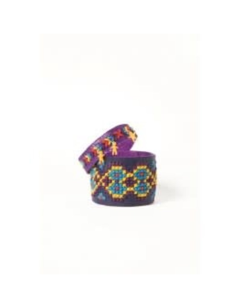 choubidous UNICEF Collectie, armband om te borduren