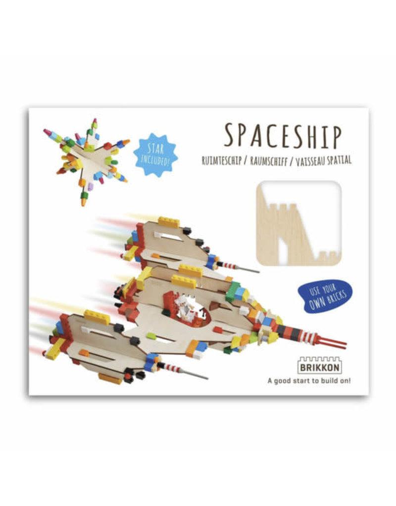 BRIKKON Brikkon Spaceship